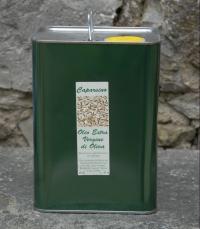 Olio Extra Vergine di Oliva 3 litri