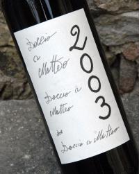 Doccio a Matteo 2003 Riserva