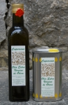 Olive Oil Extra Vergin 0,25 liter